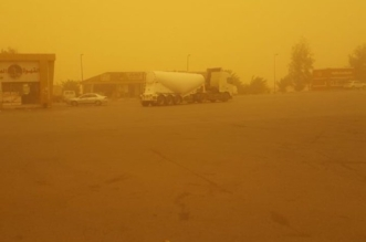 غبار الرياض يستنفر الصحة لمواجهة الطوارئ - المواطن