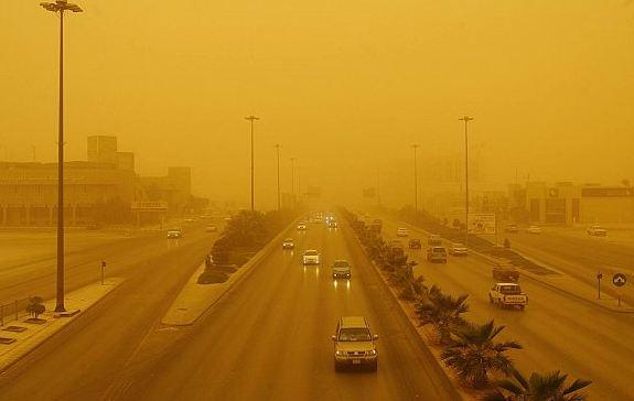 طقس الخميس.. غبار على 6 مناطق بينهم الرياض