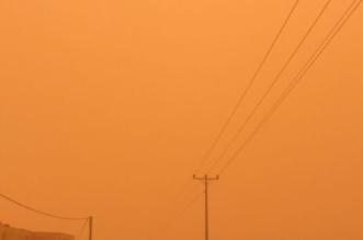 غبار الخرج يدخل 110 حالات مستشفى الملك خالد - المواطن