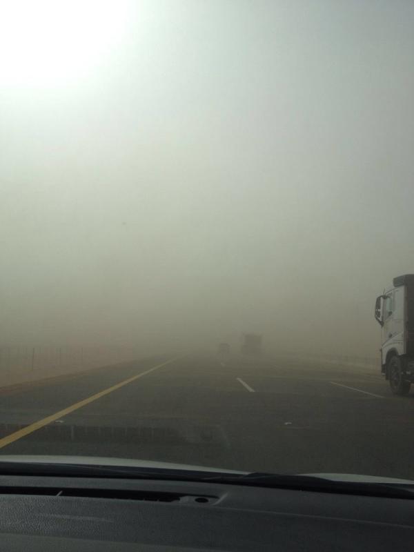 غبار جدة (1)