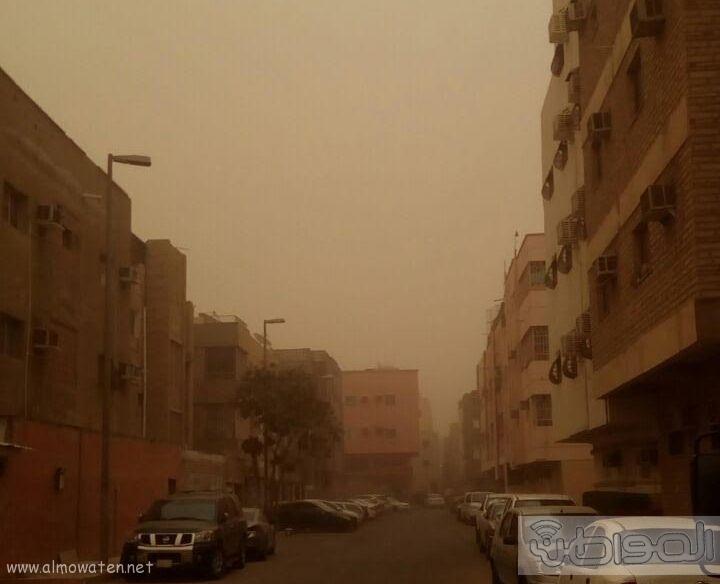 غبار جدة (3)