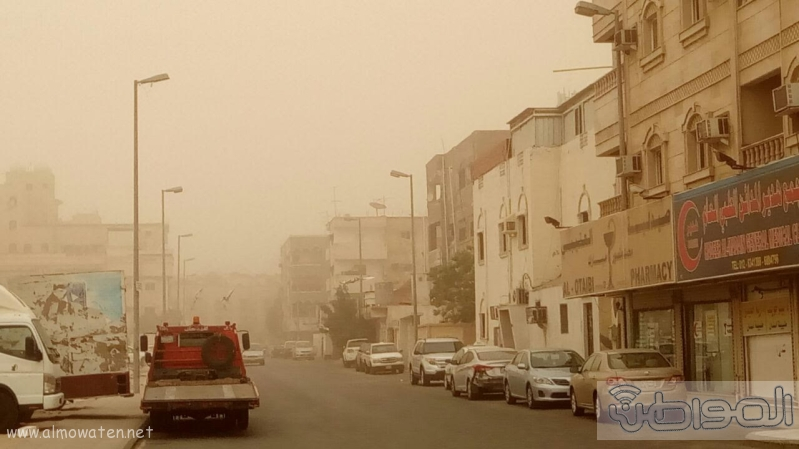 غبار جدة (4)