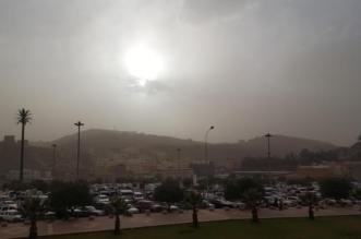 تنبيه من استمرار الرياح والغبار على هذه المنطقة ليلاً - المواطن