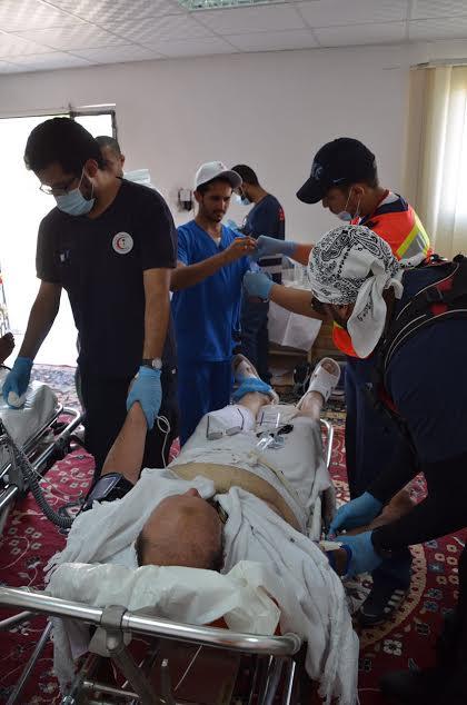 غرفة العلاج بصعيد عرفات2
