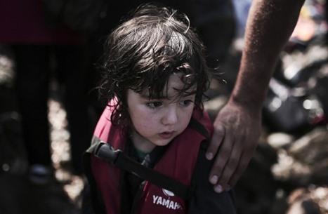 غرق-فتاة-سورية