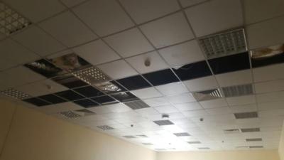غرق وتهالك المباني بـ #جامعة_الطائف3