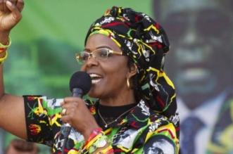 لهذا السبب سلمت زوجة رئيس زيمبابوي نفسها للشرطة - المواطن