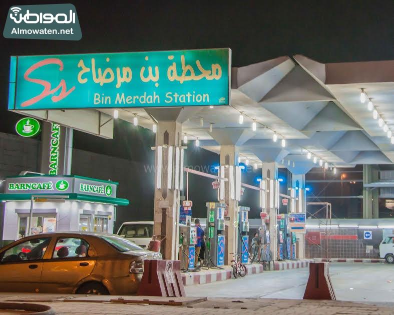 غش محطات البنزين بجدة (8)