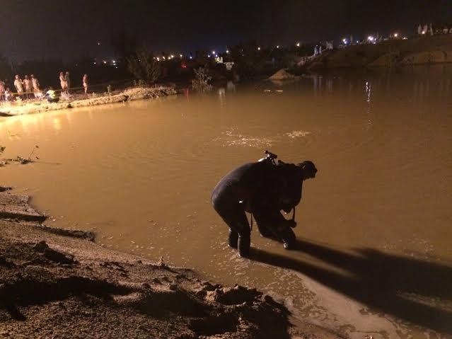 غواصوا مدني نجران يعثرون على جثة الشاب المفقود داخل حفرة ميا (3)