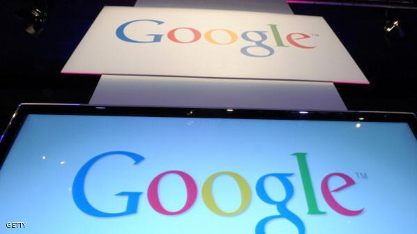 A picture shows logos of Google on December 4, 2012 during LeWeb Paris 2012 in Saint-Denis near Paris. Le Web is Europe's largest tech conference, bringing together the entrepreneurs, leaders and influencers who shape the future of the internet. AFP PHOTO ERIC PIERMONT        (Photo credit should read ERIC PIERMONT/AFP/Getty Images)