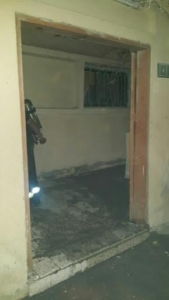 فاة مسنة مقعدة وأصابة 7 أشخاص بحريق شب بمنزلهم بالجبيل1
