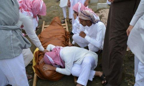 فاجعة العمل الارهابي الغاشم الذي استهدف مسجد الطواريء بمنطقة عسير (1)
