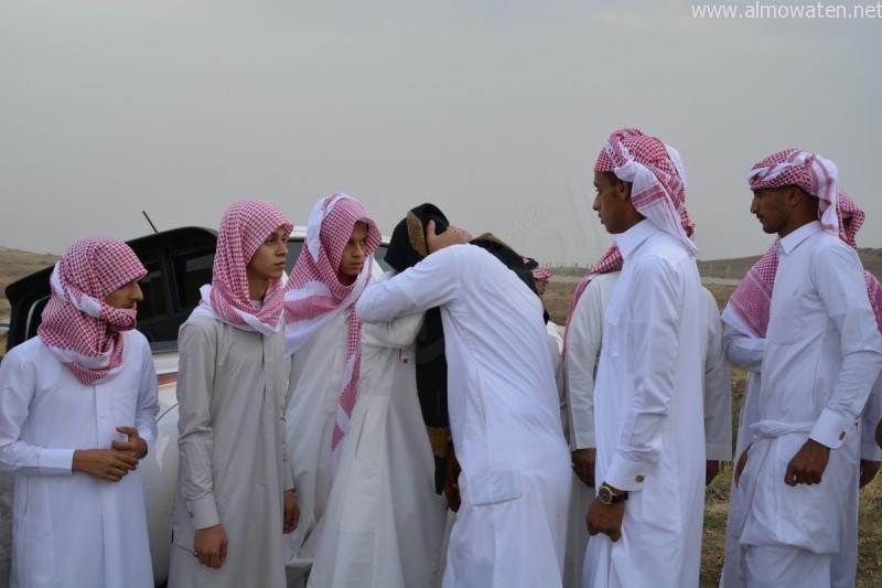فاجعة العمل الارهابي الغاشم الذي استهدف مسجد الطواريء بمنطقة عسير (2)