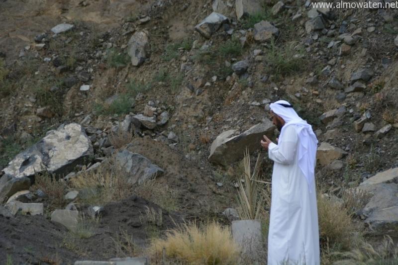 فاجعة العمل الارهابي الغاشم الذي استهدف مسجد الطواريء بمنطقة عسير (4)