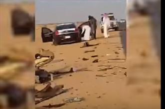بالفيديو .. فاجعة طريق الرين بيشة تشعل الأسئلة عن عقوبات المتهوّرين - المواطن