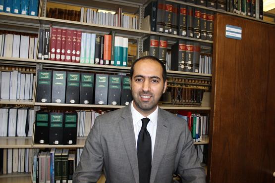 المحامي فارس بن عبدالله الفوزان