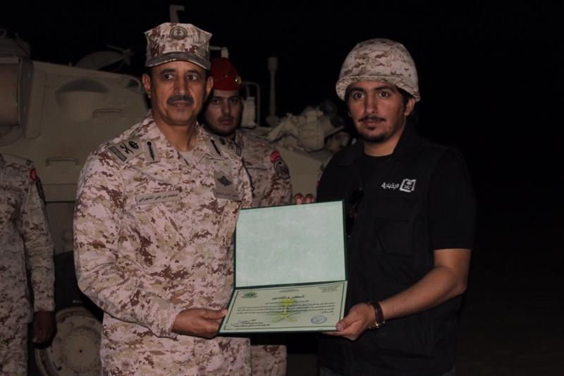 فايز المالكي يزو الحرس الوطني (1)