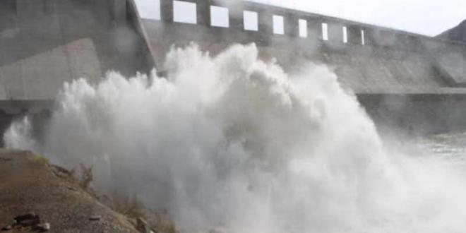 إغلاق بوابات سد وادي حلي بعد تصريف 40 مليون متر مياه - المواطن