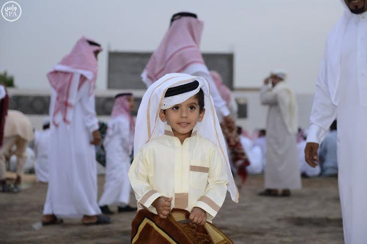 فرحة العيد بعيون الأطفال (2)