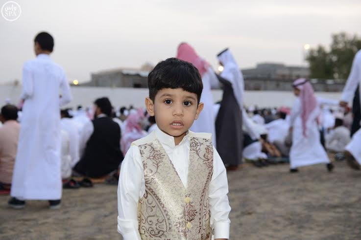 فرحة العيد بعيون الأطفال (3)
