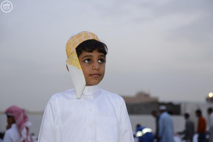 فرحة العيد بعيون الأطفال (4)