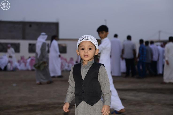 فرحة العيد بعيون الأطفال (6)
