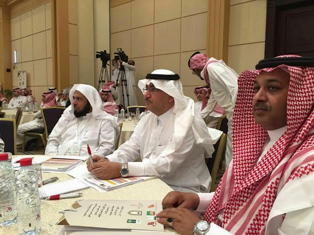 فرع الهيئة العامة للسياحة والتراث العمراني ومدير عام الشؤون الاسلامية والدعوة بمنطقة تبوك