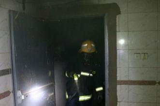 إخلاء 30 شخصًا في حريق مبنى سكني بحيالسبهاني - المواطن