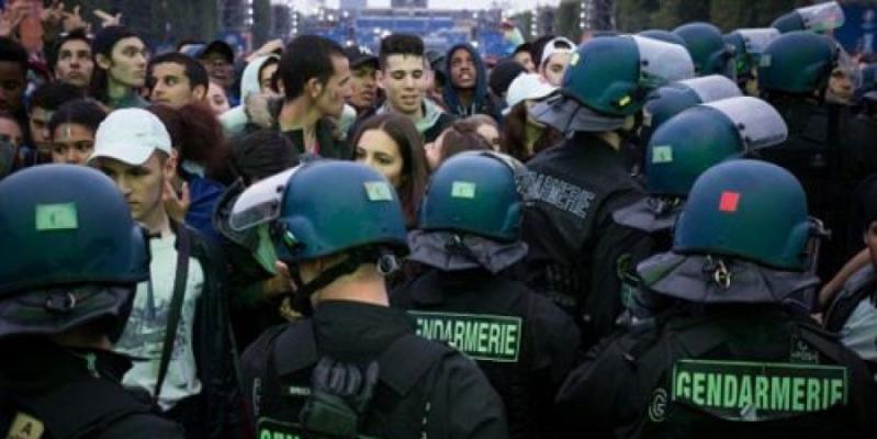 فرنسا تنفذ ألف عملية اعتقال منذ انطلاق يورو