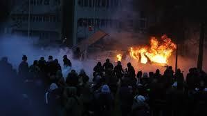 فرنسا متظاهرون
