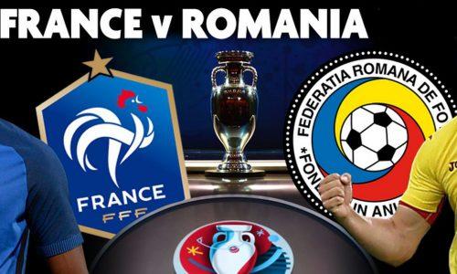 فرنسا ورومانيا