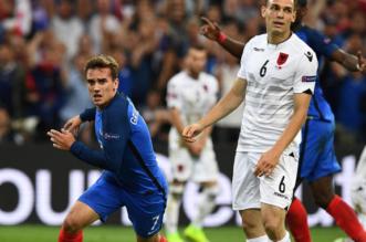 بالفيديو.. فرنسا تفوز على ألبانيا في الوقت القاتل وتتأهل إلى دور الـ16 - المواطن