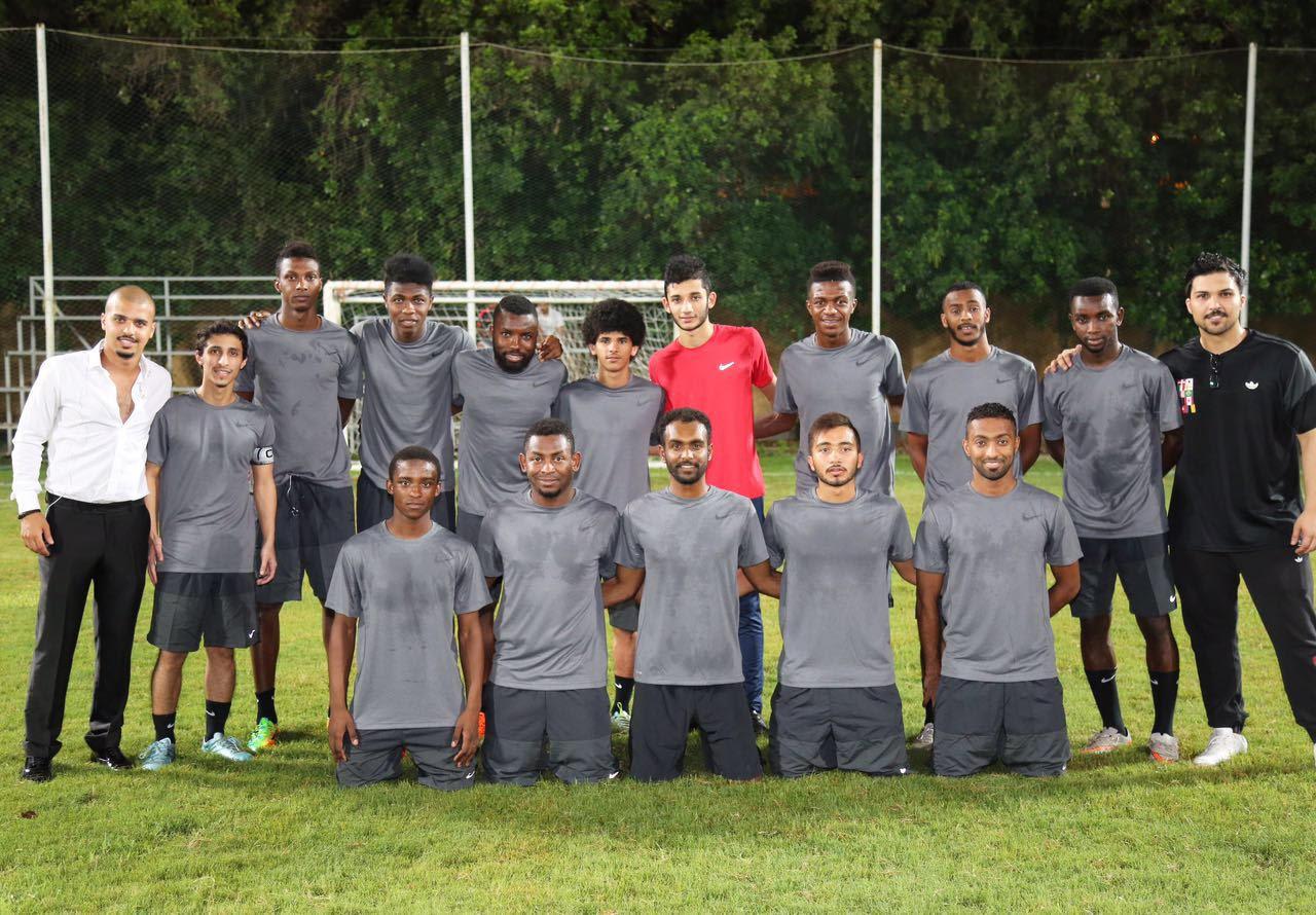 فريق الامير فيصل بن عبدالعزيز
