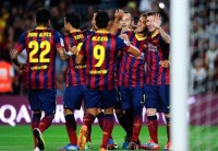 برشلونة يحافظ على صدارة ديربي كتالونيا