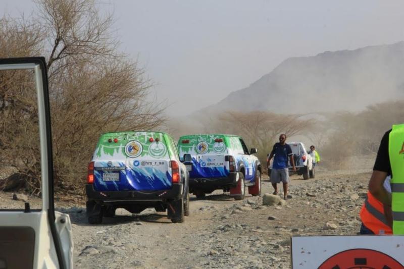 فريق حرس الحدود يحصد المراكز الرابع والخامس والثامن في ختام رالي جدة ٢٠١٦ 10