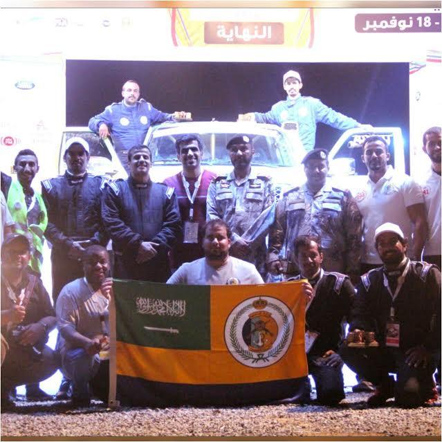فريق حرس الحدود يحصد المراكز الرابع والخامس والثامن في ختام رالي جدة ٢٠١٦ 20