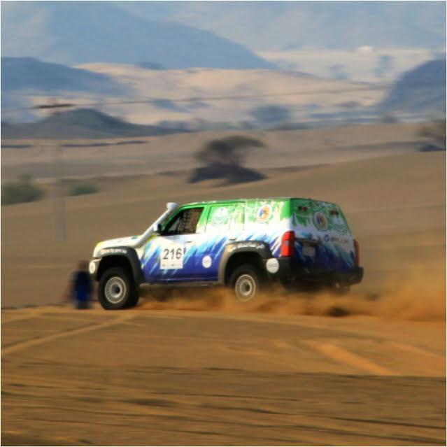 فريق حرس الحدود يحصد المراكز الرابع والخامس والثامن في ختام رالي جدة ٢٠١٦ 3