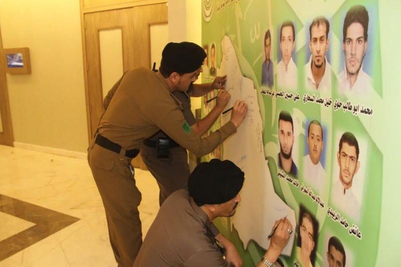 فريق حرس الحدود يحصد المراكز الرابع والخامس والثامن في ختام رالي جدة ٢٠١٦ 7