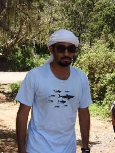 فريق هايكنج السعودية في رحلة السير الطويلة18