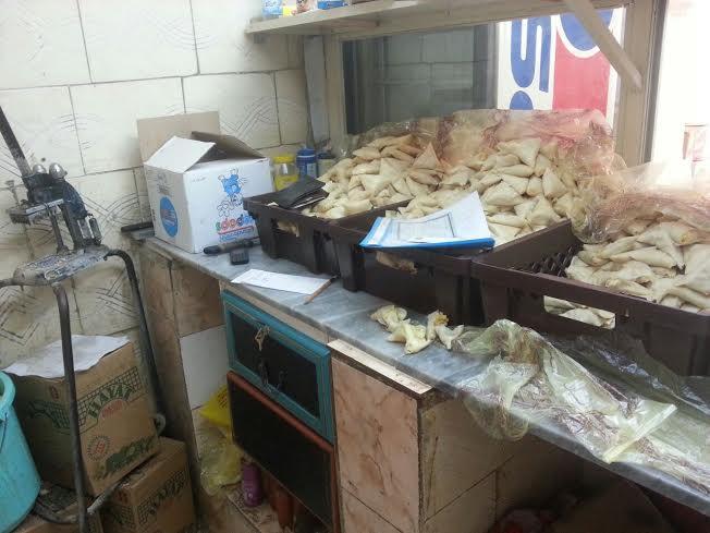 فساد اغذية بحر بو سكينة
