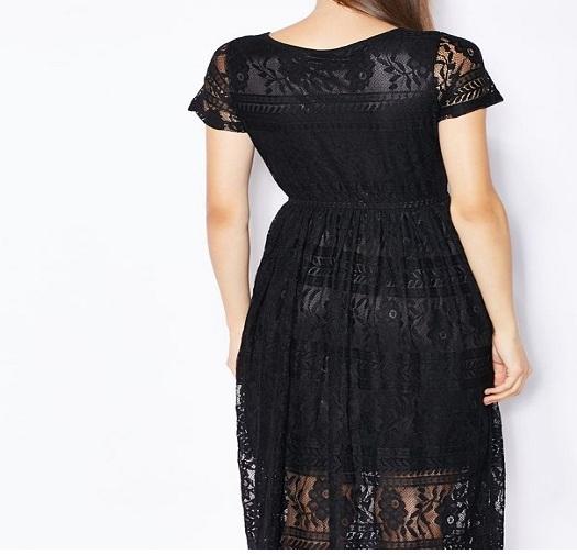 فستان اسود2