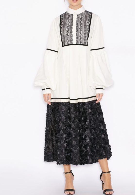 فستان دانتيل3