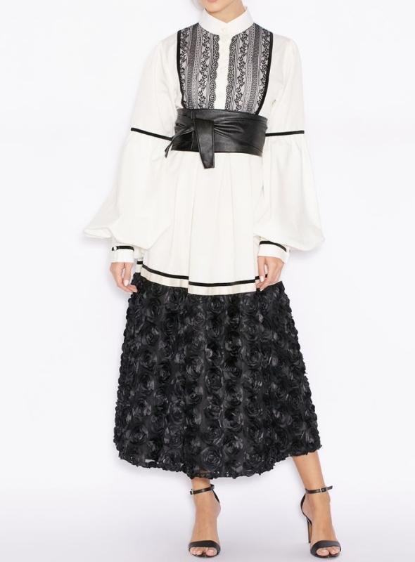 فستان دانتيل4