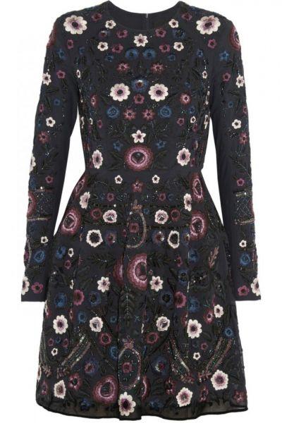 فستان زهور3