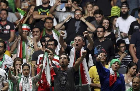 فضيحة رياضية إيرانية 3