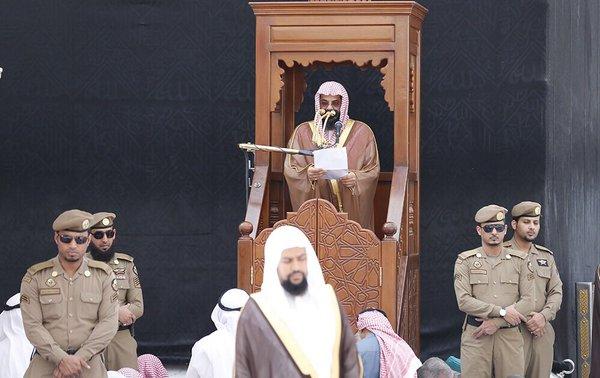 فضيلة الشيخ د.سعود بن ابراهيم الشريم 1