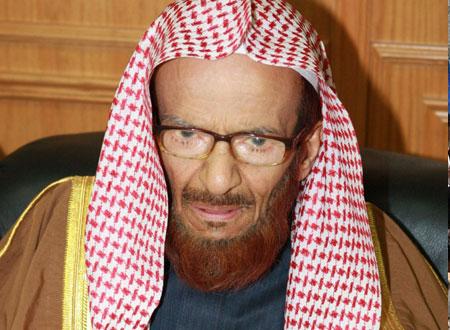 فضيلة الشيخ سعد بن محمد آل فريان