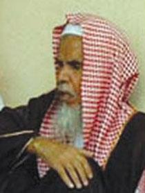 فضيلة الشيخ عبدالرحمن بن ناصر البراك