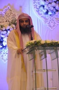 فضيله مدير عام فرع وزارة الشؤون الإسلامية بعسير الدكتور حجر بن سالم العماري , حفل تكريم الطلاب الحافظين لكتاب الله  (30376833) 