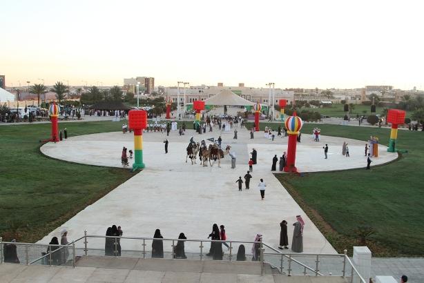 فعاليات كرنفال الجوف في مهرجان الزيتون (9)